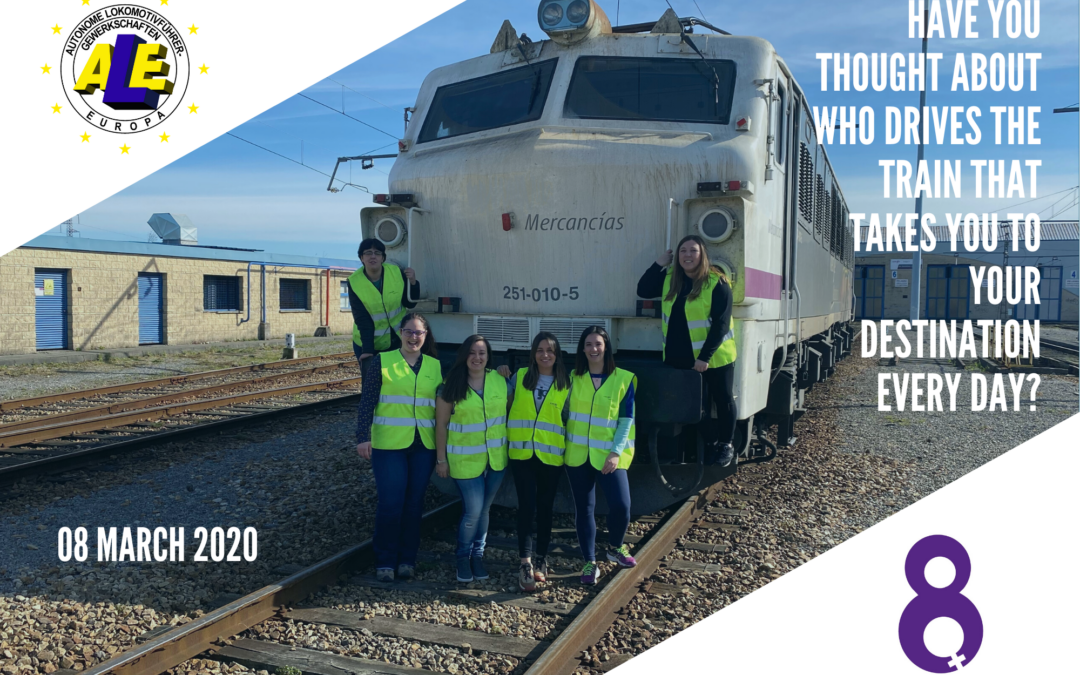 Women in Rail – Train Drivers